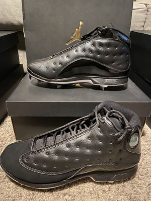 Brand New Air Jordan 13 Retro Metal Baseball Cleats Men's size 8, 10, 11.5, 12 for Sale in Phoenix, AZ