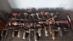 Vintage Bit and Brace Hand Drills! for Sale in Tacoma, WA