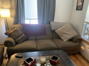FREE! Well loved couch for Sale in Bend, OR