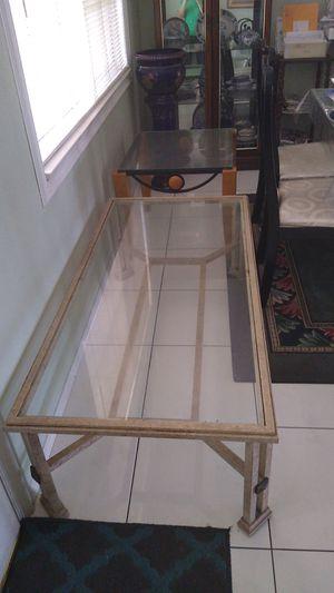 Glass Coffee Table for Sale in Costa Mesa, CA