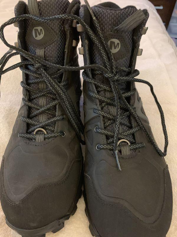 NEW Merrell Trailwork Mid Work Boot Size 12