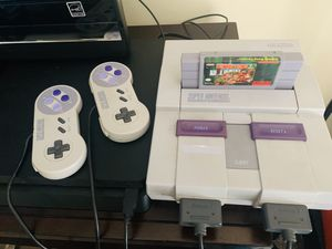Super Nintendo ! With DK Country! for Sale in West Chicago, IL