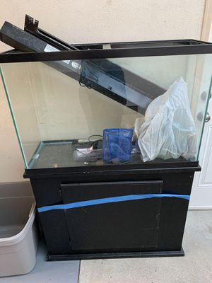 Fish tank for sale for Sale in San Jose, CA