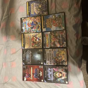 GameCube Games TRADE ONLY for Sale in Glendale, AZ