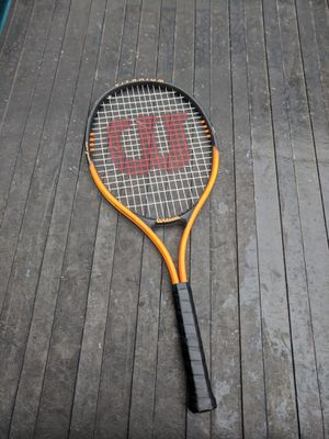 Wilson tennis racket $10 for Sale in Edmonds, WA