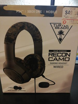 Turtle Beach Headset PS4   XBOX ONE   MOBILE for Sale in Decatur, GA