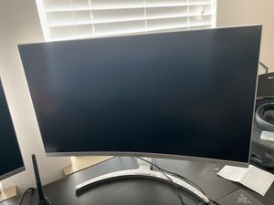 """Acer ED273 27"""" 16:9 Curved LCD Monitor for Sale in Kissimmee, FL"""