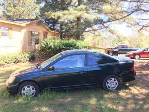 2 Door Honda Civic for Sale in Fort Valley, GA