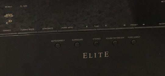 Pioneer Elite VSX LX101 Receiver for Sale in Temecula,  CA