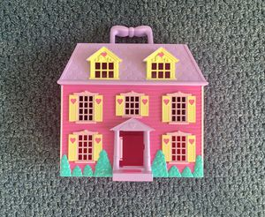 Portable handheld doll house for Sale in Lancaster, OH