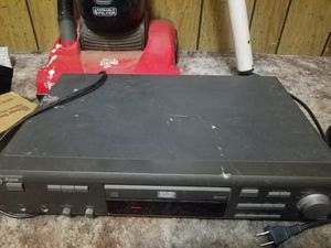 GE digital DTS DVD Player GE1101PB for Sale in Chelsea, OK