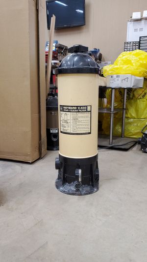 Hayward c500 pool filter for Sale in Kent, WA