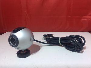 Logitech V-UT16 Web Camera For Desktop Computer for Sale in Bloomfield, NJ
