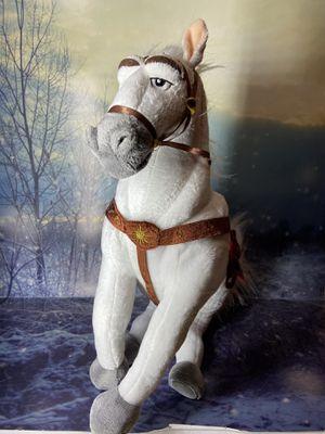 "Disney Tangled kingdom Maximus horse plush 20"" inch for Sale in Bellflower, CA"