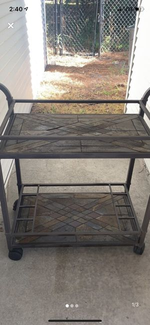 Stone cart for Sale in Largo, FL