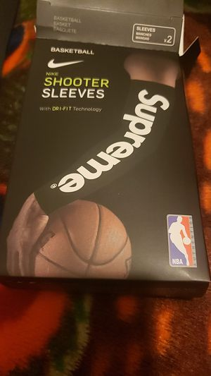 SUPREME SHOOTER SLEEVES for Sale in Santa Ana, CA