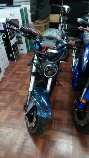 72 volt 2000 watt motor cycle for Sale in The Bronx, NY