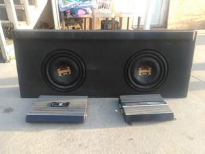 Stereo system for Sale in Selma, CA
