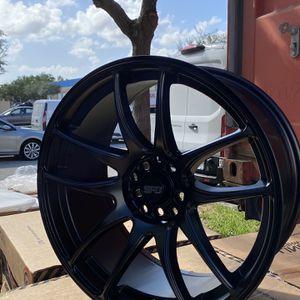 "18""staggered Wheels Lexus Kia Toyota Nissan Mitsubishi for Sale in Miami, FL"