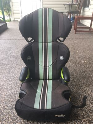 Evenflo Booster Seat for Sale in St. Petersburg, FL