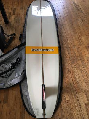 """9'6"""" longboard surfboard like new condition. $1000 obo for Sale in Seattle, WA"""