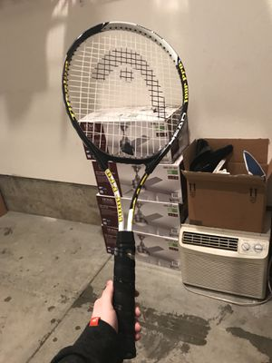 Head pro your tennis racket for Sale in Portland, OR
