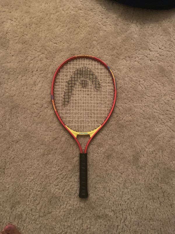 Ages 6-13 size tennis rackets(can buy individually)