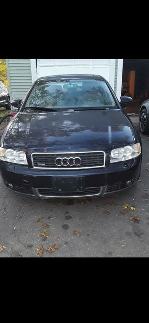 2003 Audi A4 full part out for Sale in Enfield, CT
