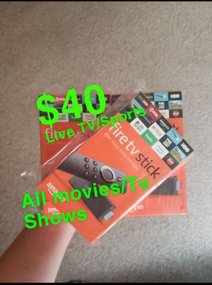 Fire Tv Stick for Sale in Sheffield, OH