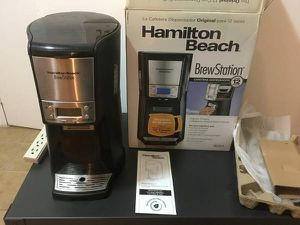 ☕ Hamilton Beach (48465) Coffee Maker with 12 Cup Capacity ☕ for Sale in Brooklyn, NY
