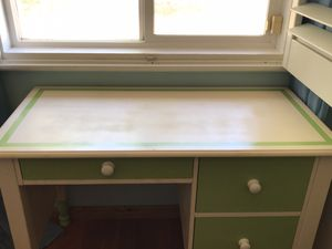 Pottery barn kids desk, gently used and has some marks, $90 for Sale in Phoenix, AZ