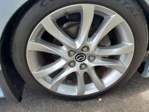 Mazda 6 rims 19 for Sale in Cumberland, RI