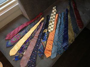 Collection of High End Neckties for Sale in Silver Spring, MD