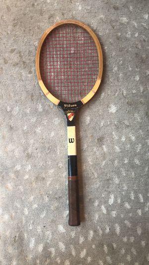 Wilson Embassy Tennis Racket for Sale in Barrington, IL