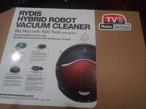 Rydis Hybrid Robot Vacuum for Sale in Bell Gardens, CA
