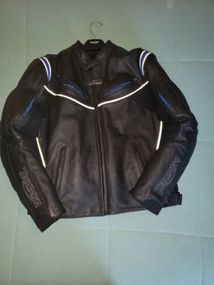 Brand new triumph motorcycle jacket for Sale in Frisco, TX