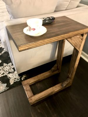 Brand New Farmhouse Side Table / C Table for Sale in Orlando, FL