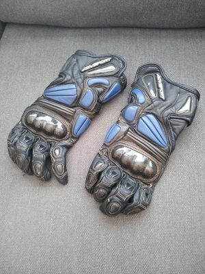 AGV motorcycle gloves, size L for Sale in Hayward, CA