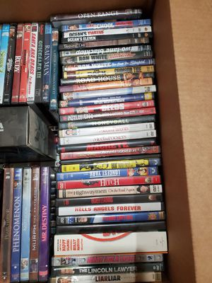 DVD movies for Sale in Fontana, CA