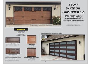 Garage Doors for Sale in Escondido, CA