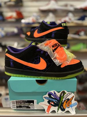 "Nike SB Dunk Low ""Night Of Mischief Halloween"" for Sale in Bay Point, CA"