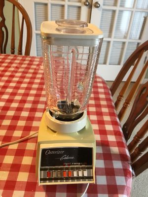 Vintage Osterizer Galaxie Blender. for Sale in Taylors, SC