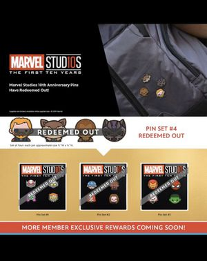 Marvel pins exclusive for Sale in Costa Mesa, CA