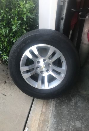 Rims P265/65/R18 for Sale in Charlotte, NC