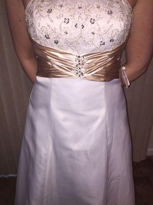 Prom/wedding dress. for Sale in Lexington, SC