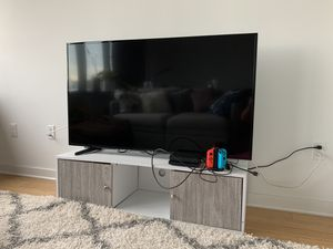 "Samsung 55"" TV for Sale in Newark, NJ"