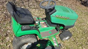 "John Deere Saber 16HP 46"" Cut for Sale in Barrington, IL"