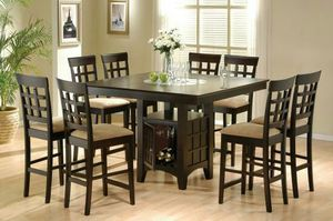 9 Piece Counter Height Dining Set for Sale for sale  McDonough, GA