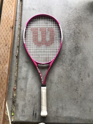 Tennis racket for Sale in Saratoga Springs, UT