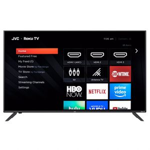 "JVC 43"" Class 4K UHD 2160p LED Roku Smart TV for Sale in Pittsburg, CA"